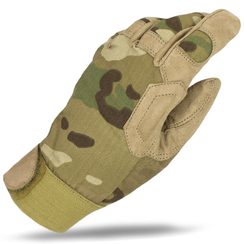 Elite Combat Gloves - Bulldog Tactical Gear