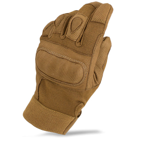 Rhyno Knuckle Gloves - Bulldog Tactical Gear