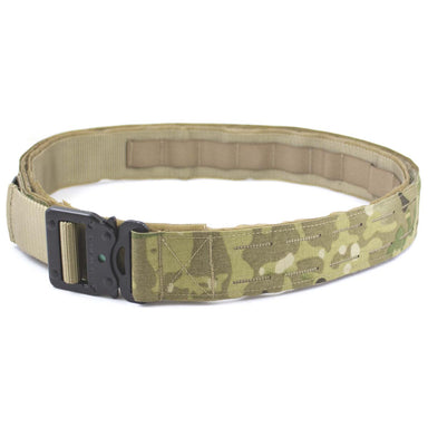Laser Double Shooters Belt MTC Camo | Bulldog Tactical Gear
