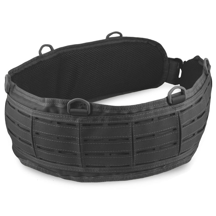 MK3 Padded MOLLE Belt Black | Bulldog Tactical Gear