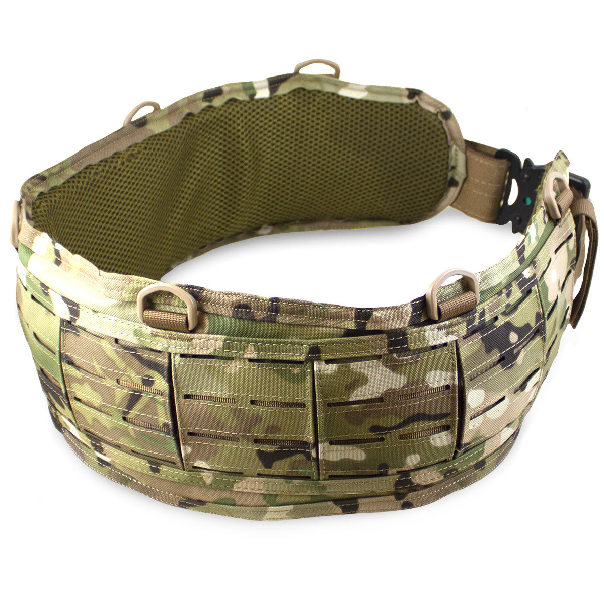 MK3 Padded MOLLE Belt MTC Camo | Bulldog Tactical Gear