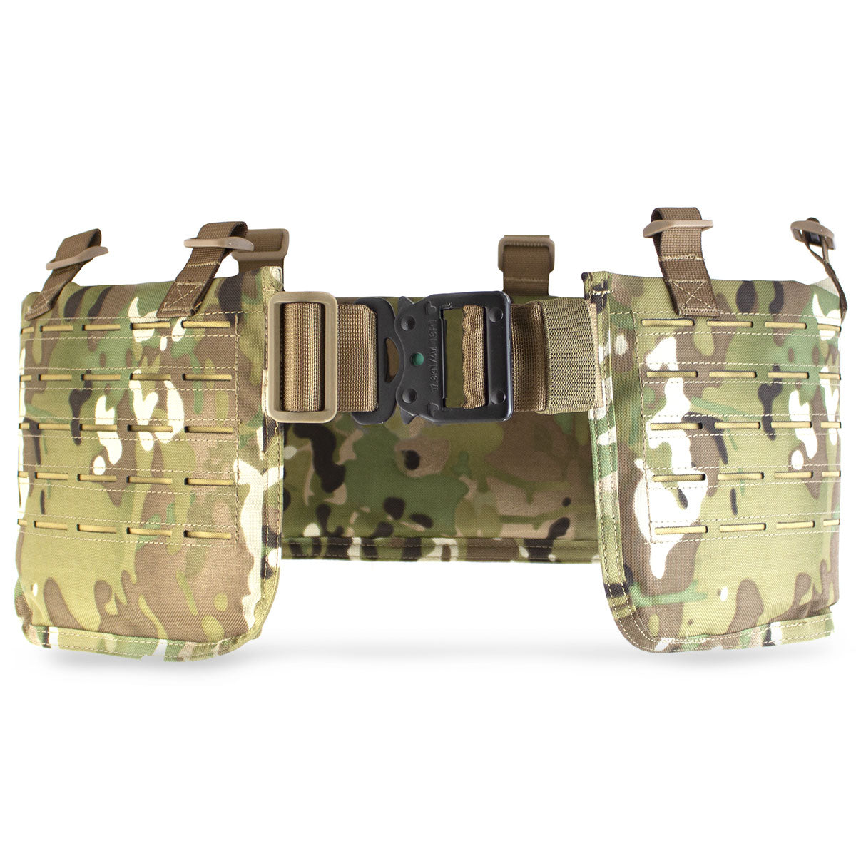 MK3 Lightweight MOLLE Belt MTC Camo | Bulldog Tactical Gear