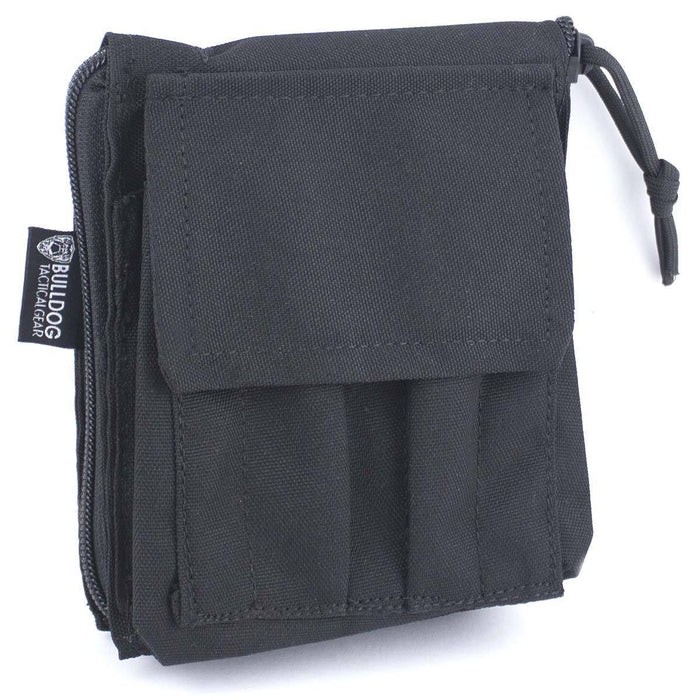 Bulldog A6 Notebook Holder Black | Bulldog Tactical Gear