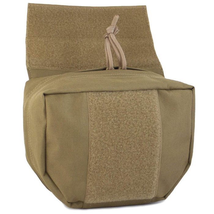 Bulldog Drop-Box Utility Pouch Coyote | Bulldog Tactical Gear