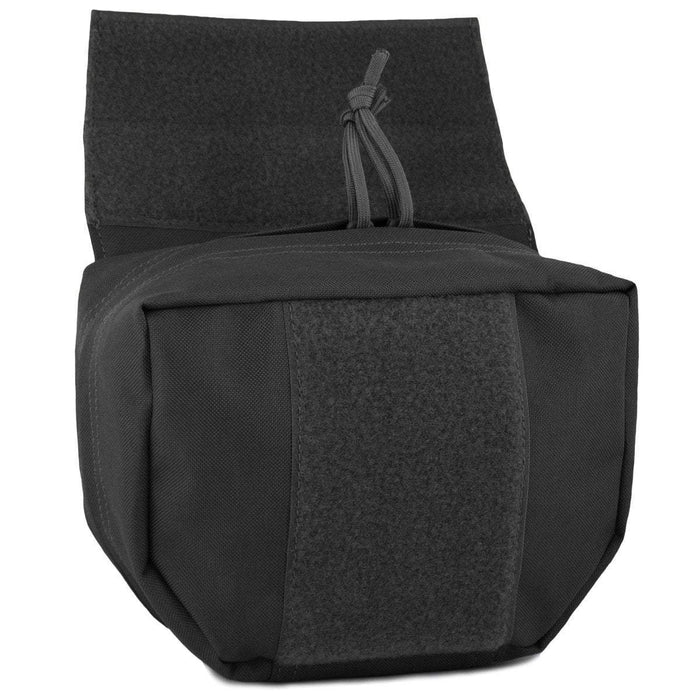 Bulldog Drop-Box Utility Pouch Black | Bulldog Tactical Gear