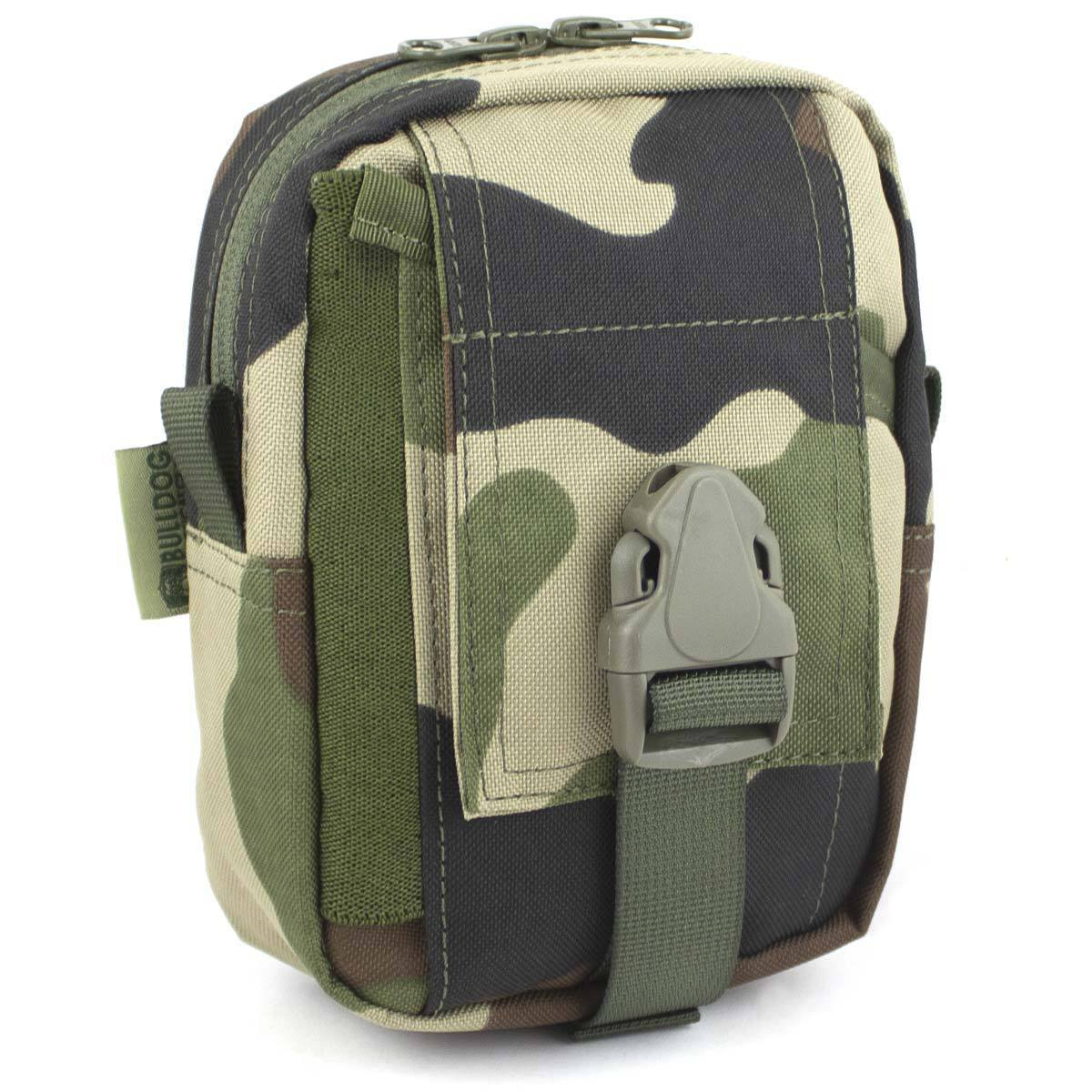 Bulldog EDC Phone Admin Pouch CCE Woodland | Bulldog Tactical Gear