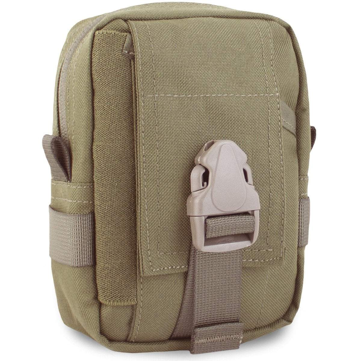 Bulldog EDC Phone Admin Pouch Coyote | Bulldog Tactical Gear