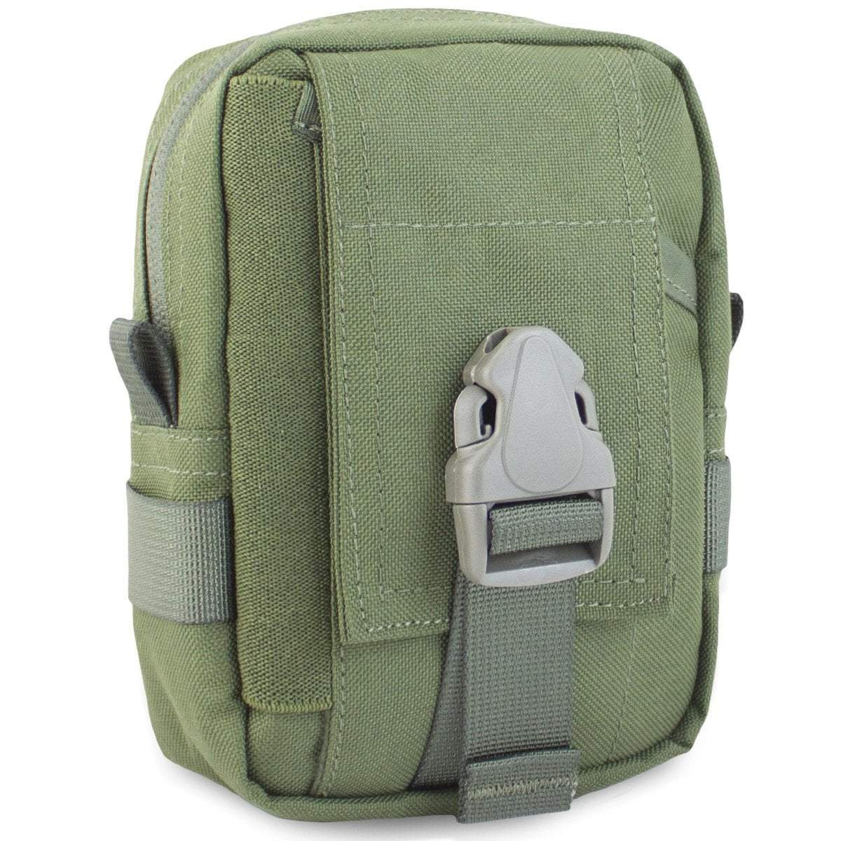 Bulldog EDC Phone Admin Pouch Green | Bulldog Tactical Gear