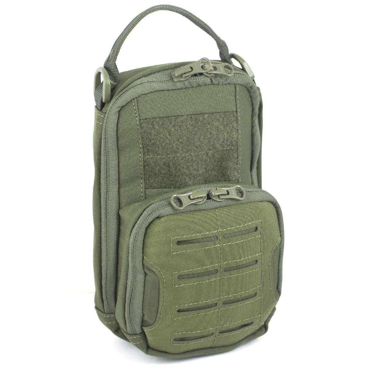 Bulldog EDC Utility Pouch Olive Green | Bulldog Tactical Gear