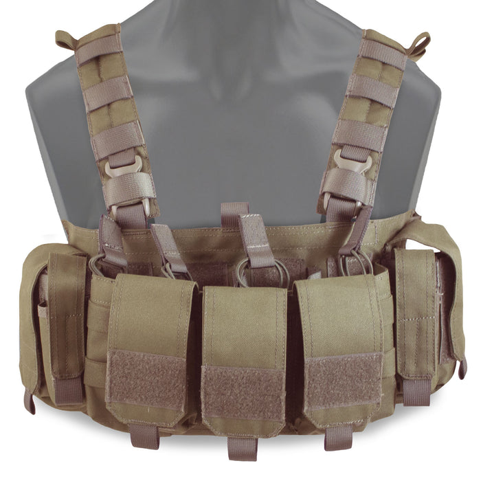 FLI Chest Rig - Bulldog Tactical Gear