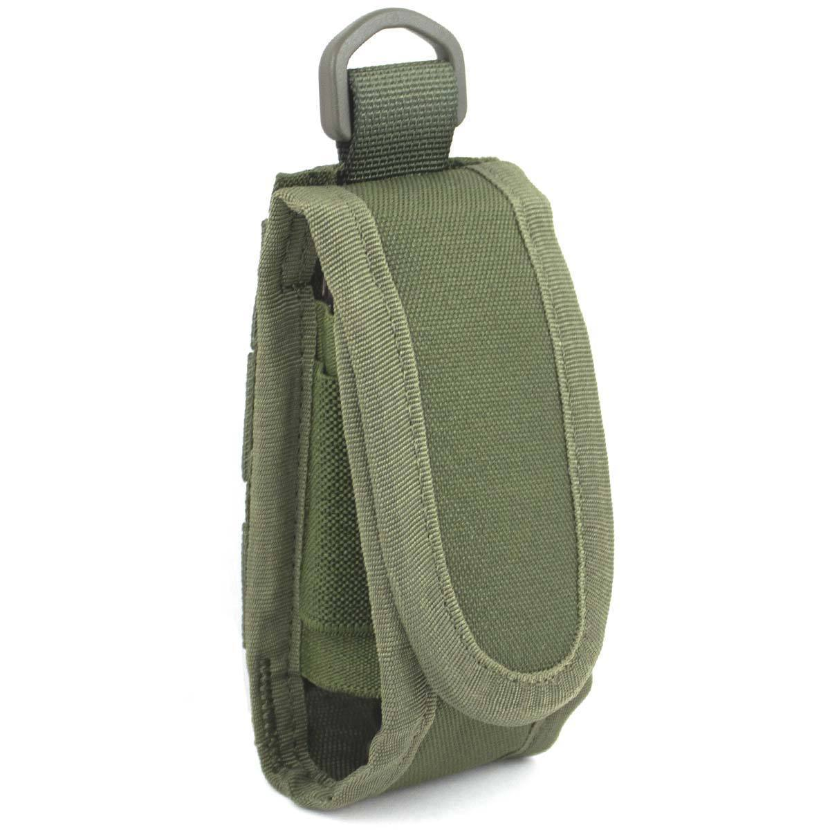 Bulldog Folding Knife Tool Pouch Green | Bulldog Tactical Gear