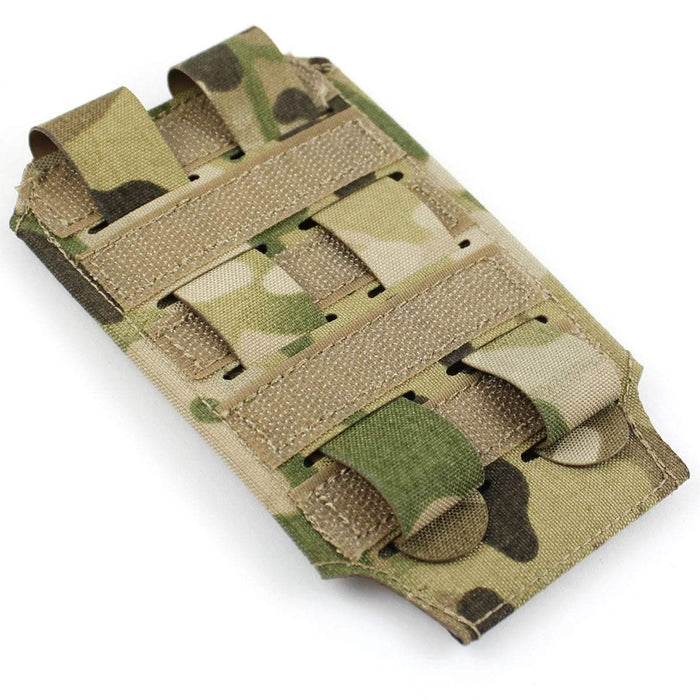 Bulldog Large 1x1 Elastic Adapt Pouch MTC | Bulldog Tactical Gear