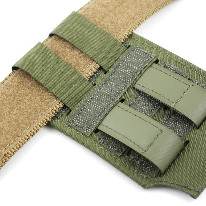 Bulldog Large 1x1 Elastic Adapt Pouch | Belt Mountable | Bulldog Tactical Gear