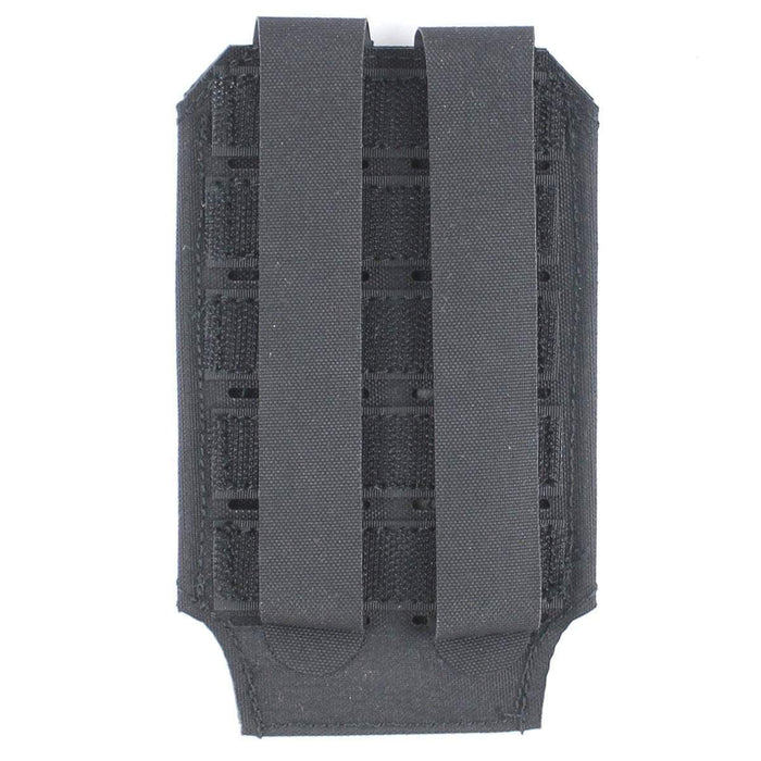 Bulldog Large 1x1 Elastic Adapt Pouch Black | Bulldog Tactical Gear