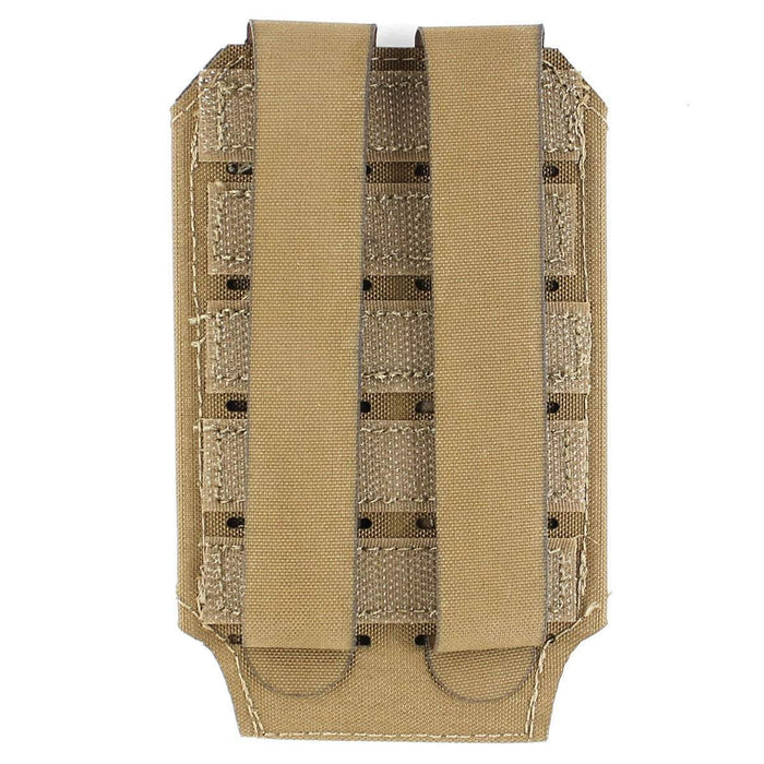 Bulldog Large 1x1 Elastic Adapt Pouch Coyote | Bulldog Tactical Gear