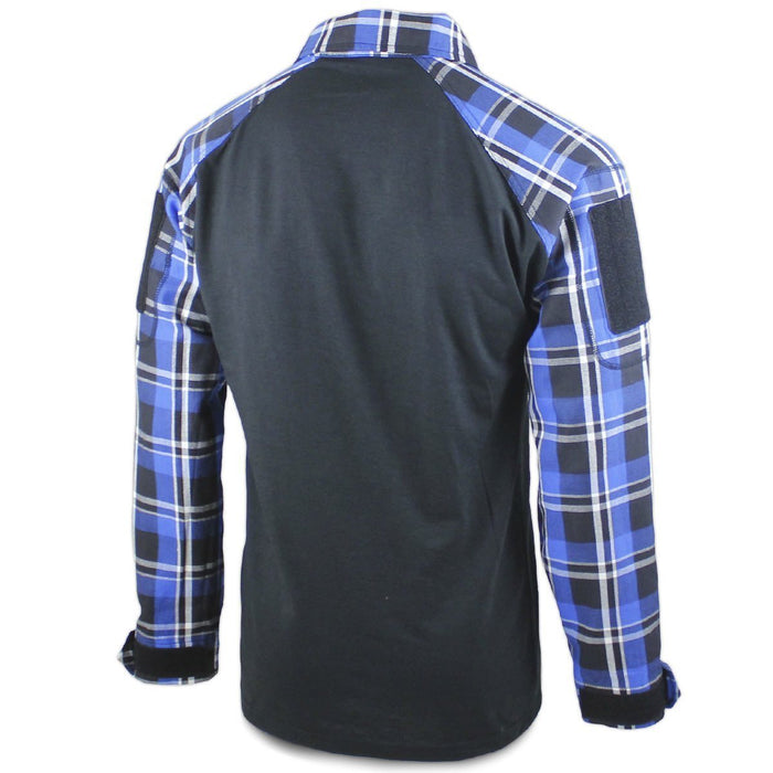Bulldog LumberTac Combat Shirt Blue/Black | Bulldog Tactical Gear