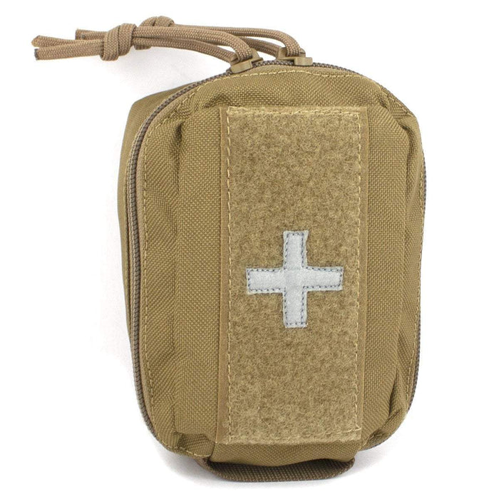 Bulldog Micro Medic Pouch Coyote | Bulldog Tactical Gear