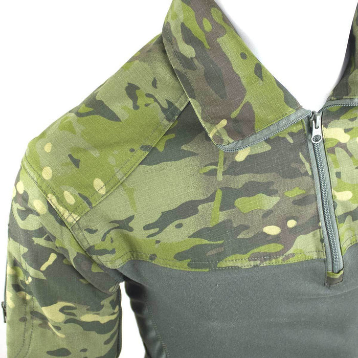 Bulldog MK4 UBACS Combat Shirt MTC Tropical | Bulldog Tactical Gear
