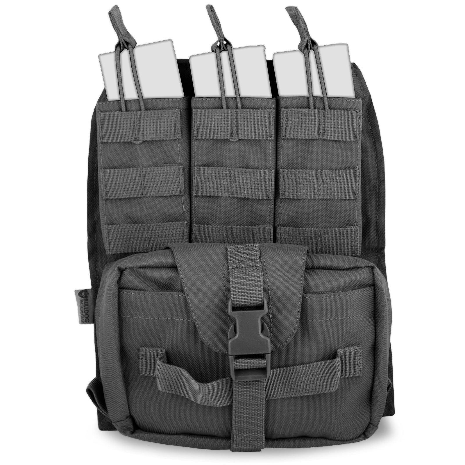 MOLLE Combat Back Panel - Bulldog Tactical Gear