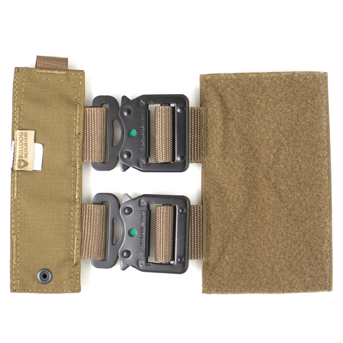 Quick Release Adapter for Plate Carriers - Bulldog Tactical Gear