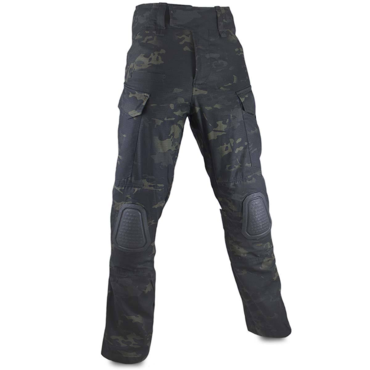 Bulldog Rogue MK3 Trousers MTC Night | Bulldog Tactical Gear