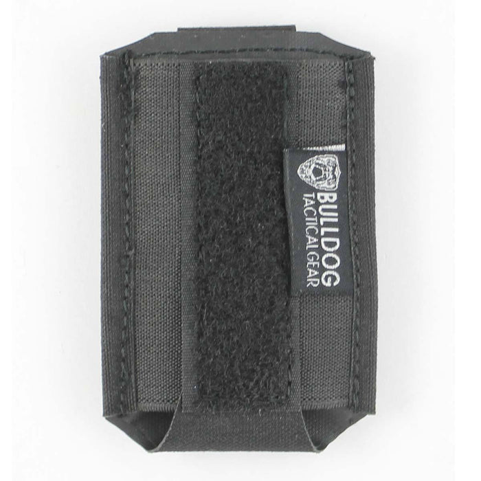 Bulldog Small 1x1 Elastic Adapt Pouch Black | Bulldog Tactical Gear
