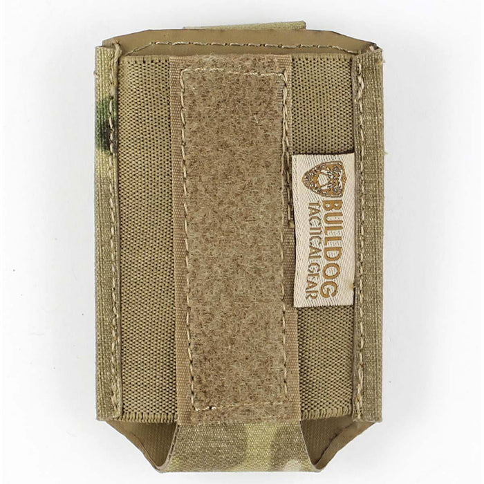 Bulldog Small 1x1 Elastic Adapt Pouch MTC | Bulldog Tactical Gear