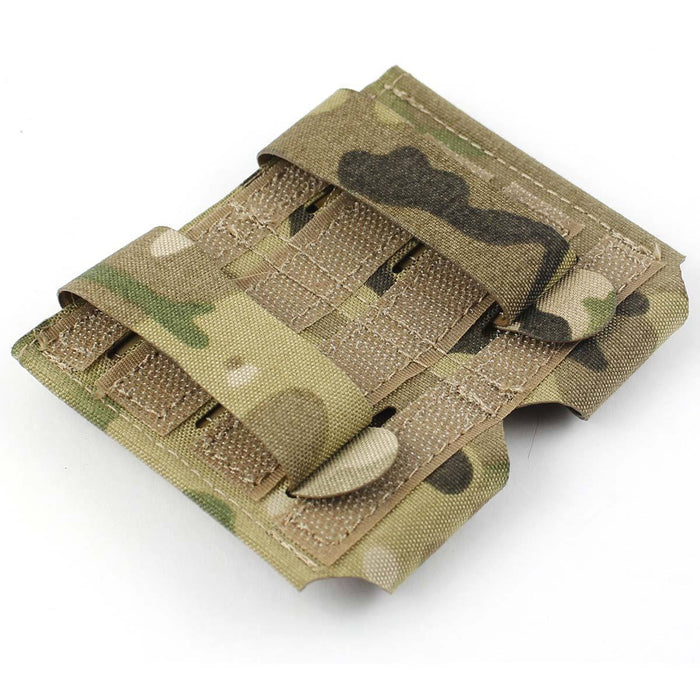 Bulldog Small 2x1 Elastic Adapt Pouch MTC | Bulldog Tactical Gear