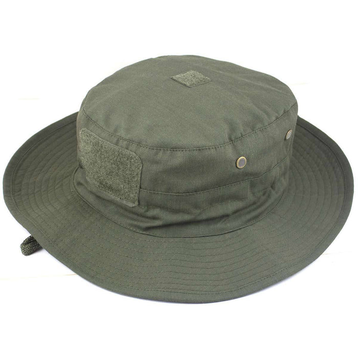 Bulldog Tactical Boonie Hat Olive Green | Bulldog Tactical Gear