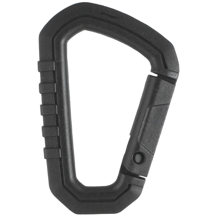 Bulldog V2 Tactical Link Carabiner Black | Bulldog Tactical Gear