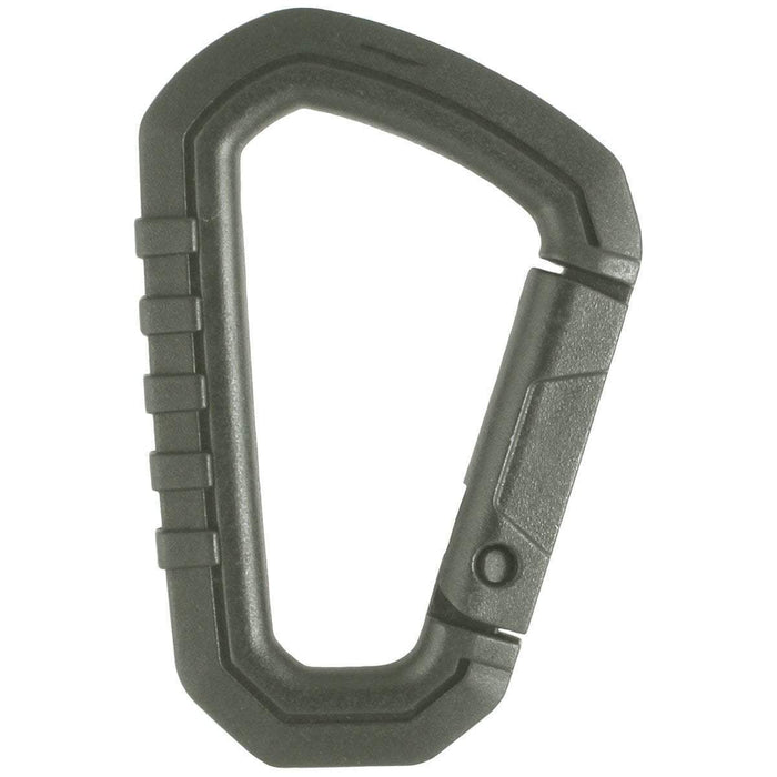 Bulldog V2 Tactical Link Carabiner Olive Green | Bulldog Tactical Gear