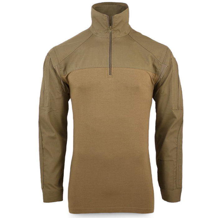 MKIII UBACS Combat Shirt Coyote - Bulldog Tactical Gear