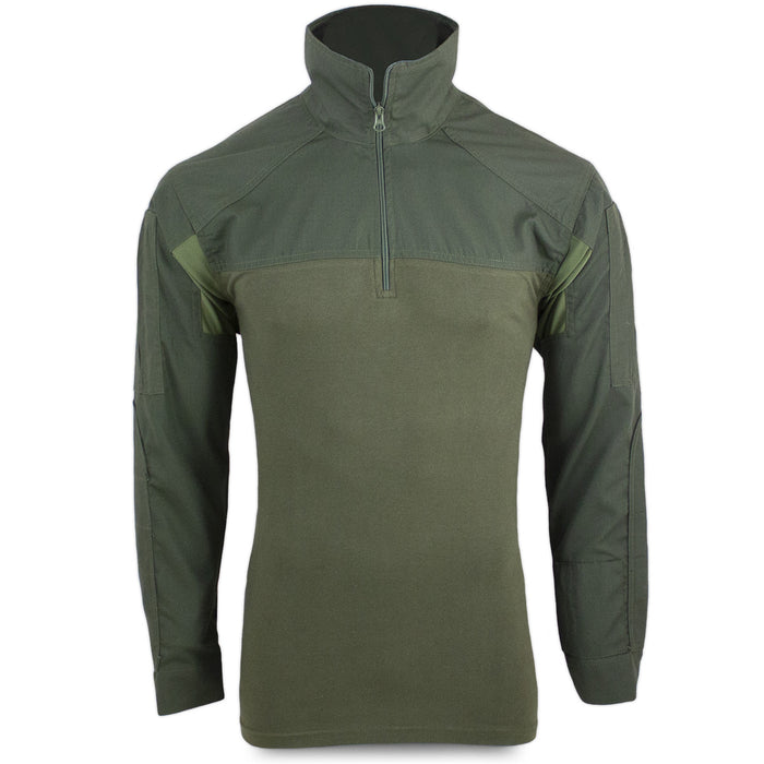 MKIII UBACS Combat Shirt Green - Bulldog Tactical Gear