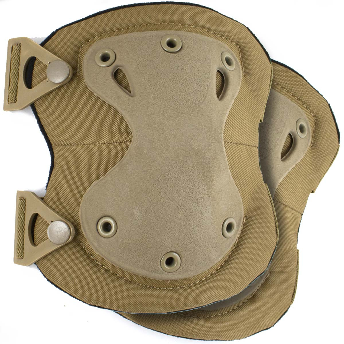 Elite X Tactical Knee Pads Coyote | Bulldog Tactical Gear