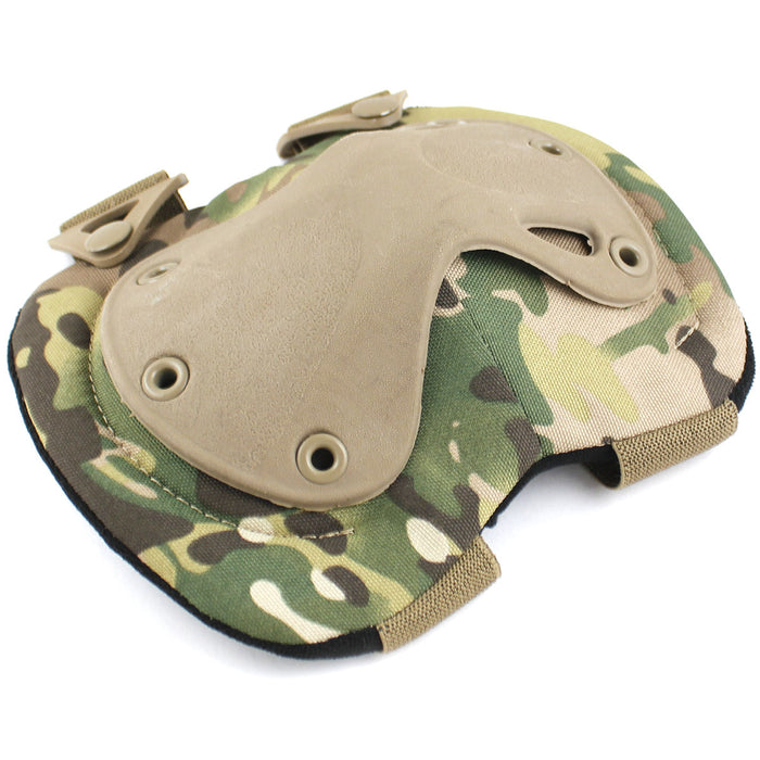 Elite X Tactical Knee Pads MTC Camo | Bulldog Tactical Gear