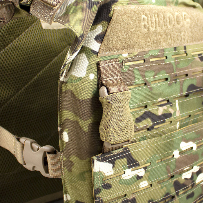 Kinetic Armour Carrier MTC Camo | Bulldog Tactical Gear