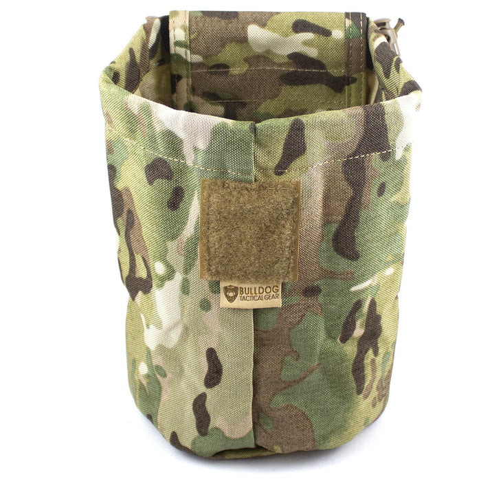 MOLLE Folding Dump Pouch - Bulldog Tactical Gear
