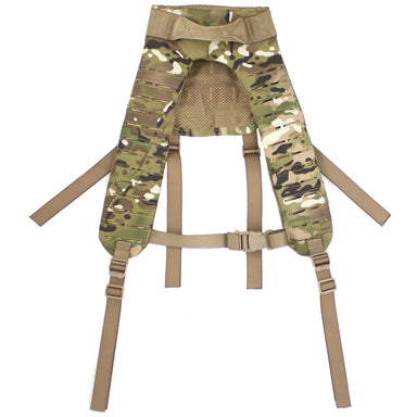 6-Point Padded MOLLE Yoke | Bulldog Tactical Gear