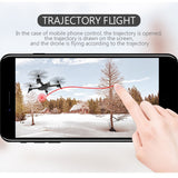 SG106 RC Drone 720P Camera FPV WiFi Optical Flow Real Time Aerial Video RC Quadcopter Aircraft Drone Camera