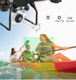 Professional GPS Follow Me Remote Control RC  Drone X25GWF 720P Adjustable HD Camera Headless/Surround Mode Smart RC Quadcopter