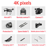 Drone 4K S32T rotating camera quadcopter HD aerial photography