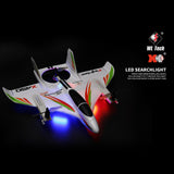 WLtoys XK X450 RC Airplane RC Drone 2.4G 6CH 3D 6G Brushless Vertical Takeoff With LED Light Fixed Wing RTF RC Aircraft