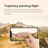 4k camera drone Wifi image transmission rc helicopter Long endurance remote control aircraft toy 4k dual camera aerial drone toy