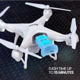 Potensic T35 GPS RC drone professional Brushless 5G Follow Me WiFi FPV 1080P HD camera