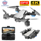 Drone gps HD 4K 1080P 5G WIFI video transmission height keep flying for 20 minutes drone with camera