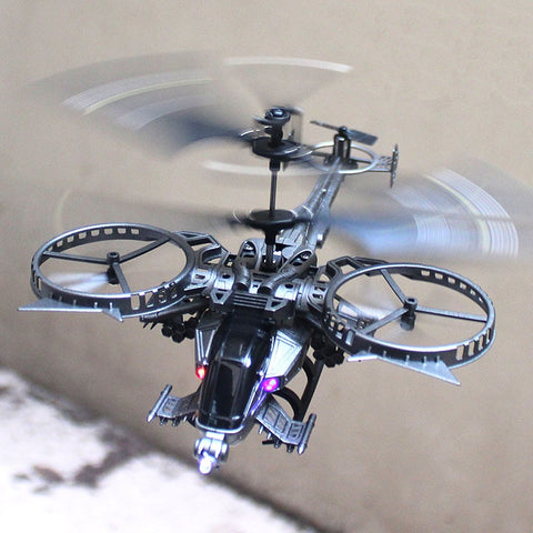 Hot Sale science fiction Avatar Helicopter 3.5 Channels 2.4G RC Quadcopter Drone RC electric aircraft Toys