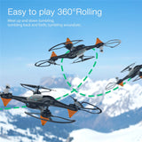 Eachine E38 WiFi FPV with 480P Camera 1Battery Video Altitude Hold Portable RC Drone Quadcopter Aircraft Toys