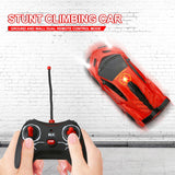 RC Climbing Wall Car Infrared  Electric Toy RC Car Radio Remote Control Climbing Drifting Stunt Car Kids Electric Toy Boy gift