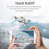HGIYI M71 RC Drone With 720P 4K HD Camera Video Live Recording WiFi FPV Height Keeping Mini Drones Foldable Quadcopter VS KF609