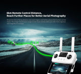 8KM Distance Zino 2 Drone LEAS 2.0 GPS 6KM FPV 4K-60fps UHD Camera Drone 3-axis Gimbal RC Drone Quadcopter RTF 33mins Flight